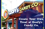 Create Your Own Treat at Goofy's Candy Co.