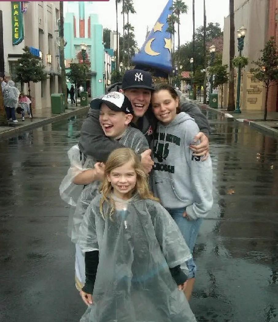 Rain Doesn't Have To Ruin The Disney Magic