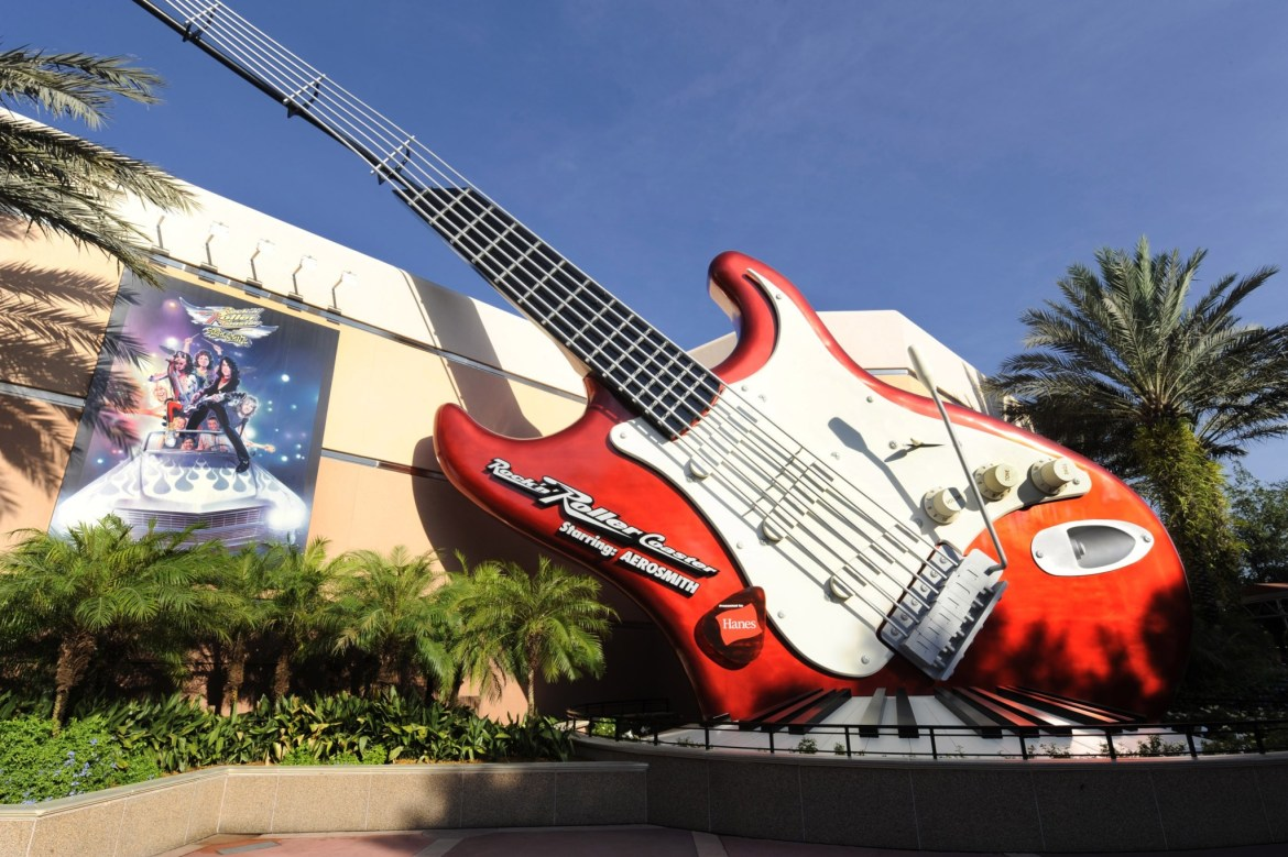 Rock 'N' Roller Coaster Celebrates It's 20th Anniversary with New Rockin' Merchandise