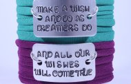 Show Your Disney Side With Disney Quote Bracelets