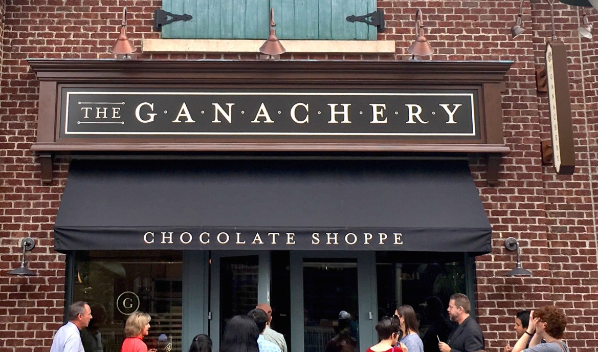 The Ganachery in Disney Springs – The Line is Worth the Wait!