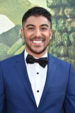 """HOLLYWOOD, CALIFORNIA - APRIL 04: Actor Ritesh Rajan attends The World Premiere of Disney's """"THE JUNGLE BOOK"""" at the El Capitan Theatre on April 4, 2016 in Hollywood, California. (Photo by Alberto E. Rodriguez/Getty Images for Disney) *** Local Caption *** Ritesh Rajan"""