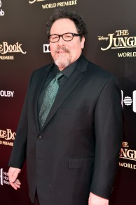 """HOLLYWOOD, CALIFORNIA - APRIL 04: Director/producer Jon Favreau attends The World Premiere of Disney's """"THE JUNGLE BOOK"""" at the El Capitan Theatre on April 4, 2016 in Hollywood, California. (Photo by Alberto E. Rodriguez/Getty Images for Disney) *** Local Caption *** Jon Favreau"""