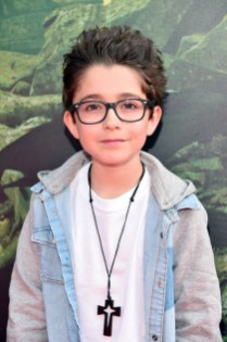 """HOLLYWOOD, CALIFORNIA - APRIL 04: Actor Nicolas Bechtel attends The World Premiere of Disney's """"THE JUNGLE BOOK"""" at the El Capitan Theatre on April 4, 2016 in Hollywood, California. (Photo by Alberto E. Rodriguez/Getty Images for Disney) *** Local Caption *** Nicolas Bechtel"""