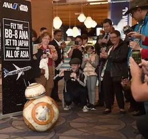 BB-8's Journeys Around the World