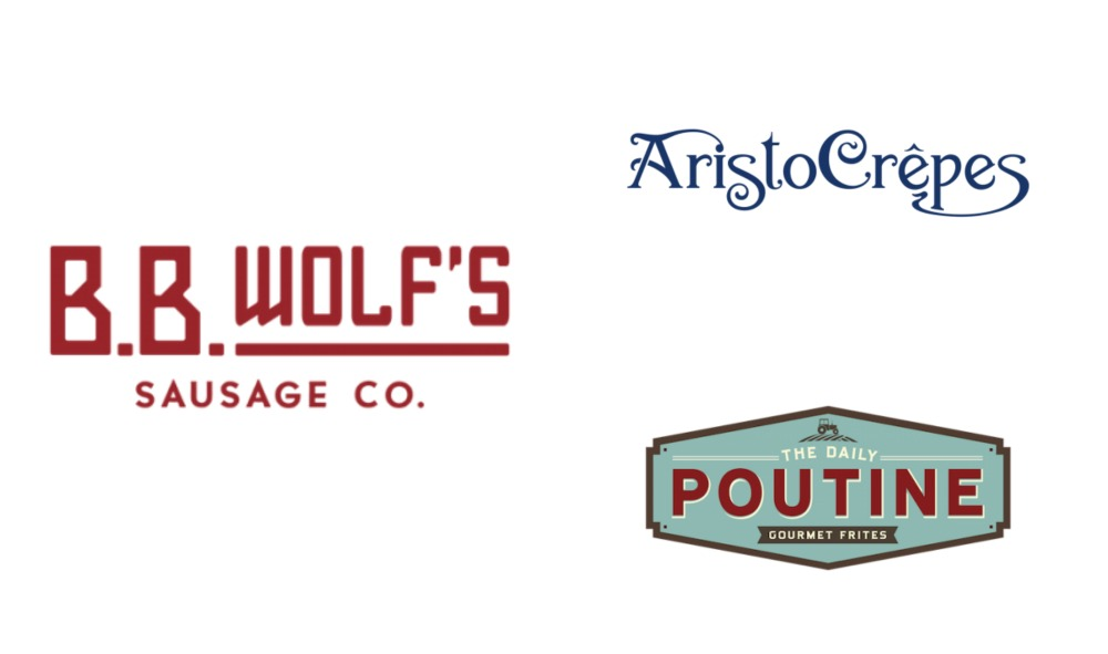 Aristocrepes, Daily Poutine & B.B. Wolf's Sausage Co. kiosks to join new Restaurants in Disney Springs