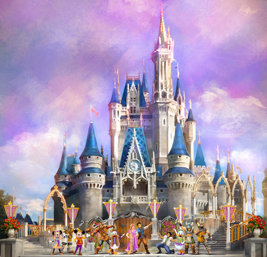 Magic Kingdom's All New Live Stage Show 'Mickey's Royal Friendship Faire' to Debute in June