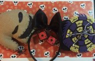 Fantastically Detailed The Nightmare Before Christmas Mouse Ears