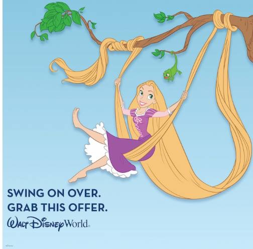 Save Up To 25% on Rooms at Walt Disney World Aug 26 – Nov 5, 2016