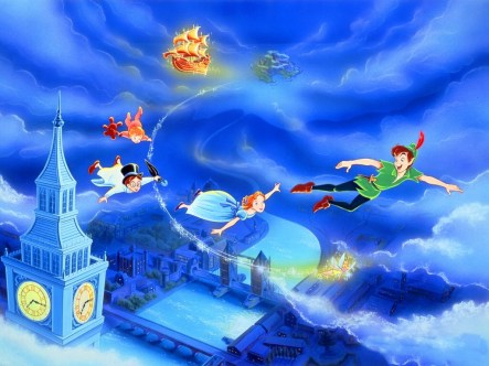Peter Pan has been added to Disney Live-Action Line-Up