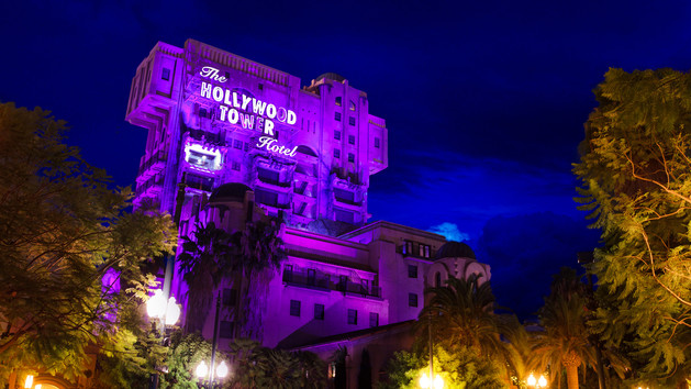 Will Tower of Terror Get a New Guardians of the Galaxy Overlay?
