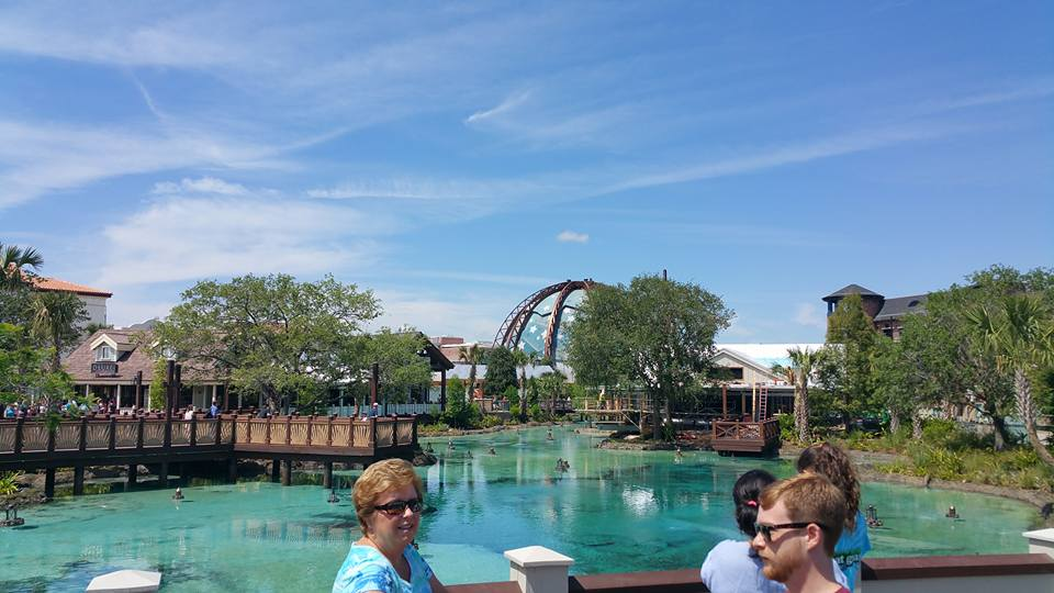 First Look at the All New Disney Springs Park Map & Photos