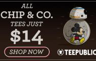 Tee Public $14 T-Shirt Sale is on for May!