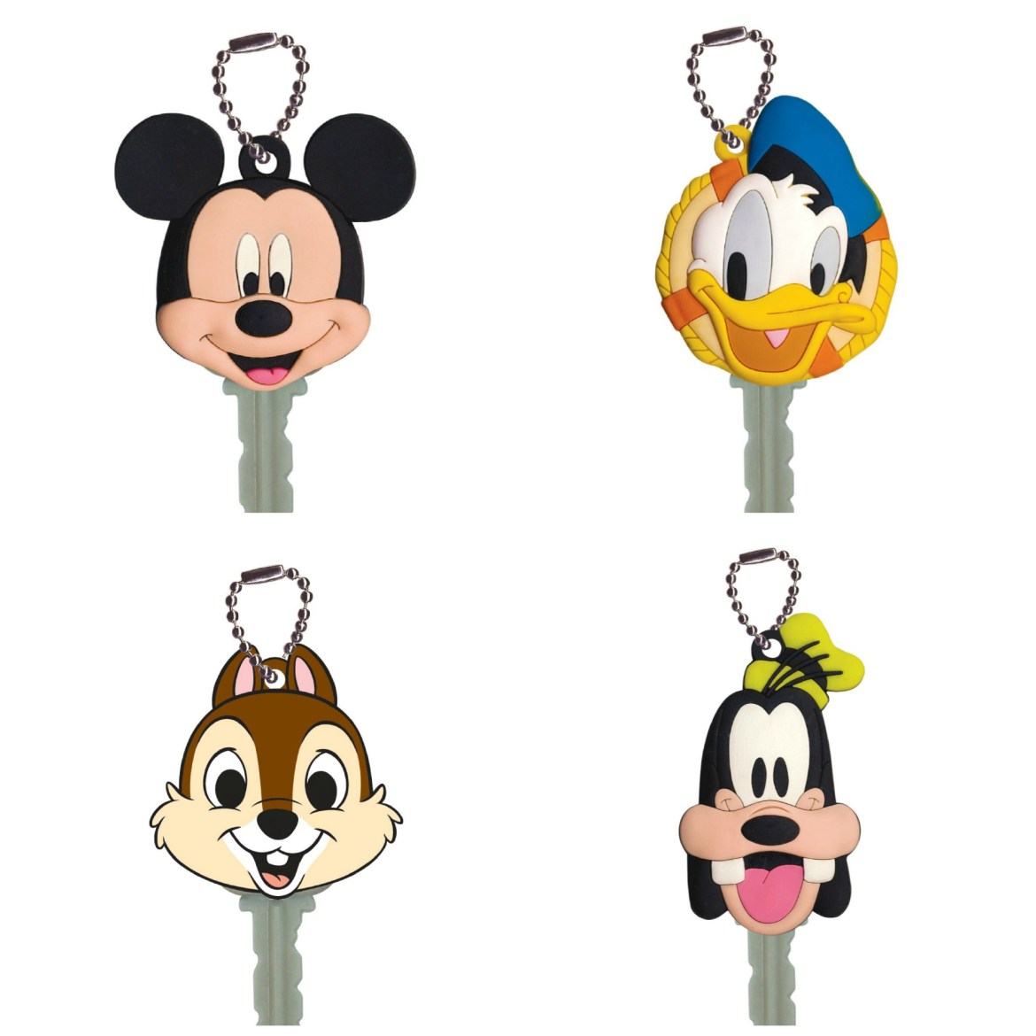 Add a Little Magic to Your Keys with Disney Key Holders