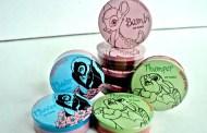 Bambi Inspired Disney Lip Gloss Tins