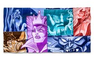 Swim on the Dark Side with the Disney Villains Towel