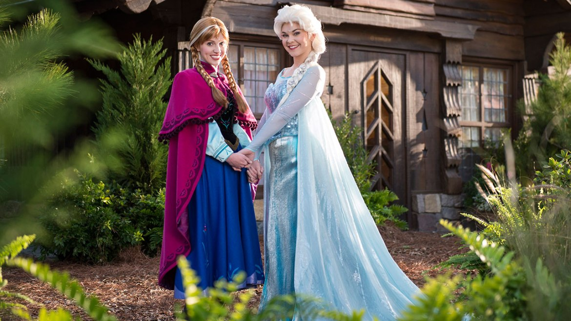 Frozen Ever After and Royal Sommerhus Opening on June 21st