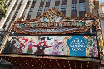 """Soundtrack artist, Pink performs at the US Premiere of Disney's """"Alice Through the Looking Glass"""" at the El Capitan Theater in Los Angeles, CA on Monday, May 23, 2016. .(Photo: Alex J. Berliner/ABImages)"""