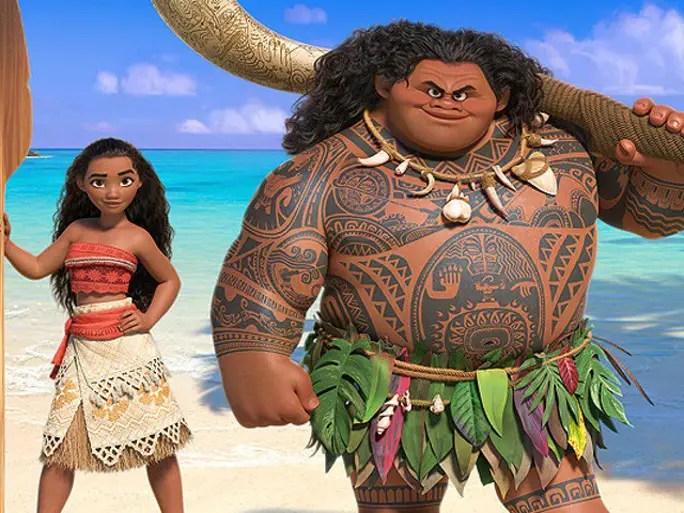 Many Question Disney's Depiction of Demigod Maui in Moana