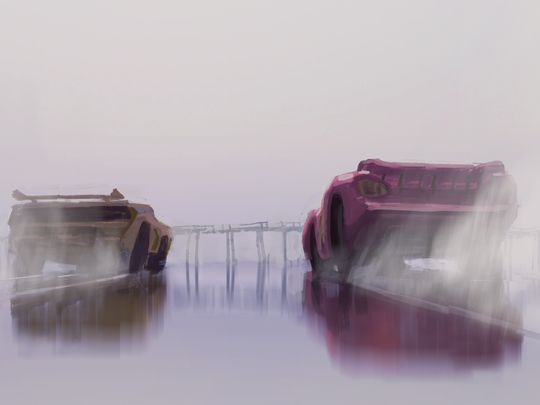 Pixar's Cars 3 Plot Details Revealed