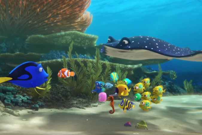 New Finding Dory Trailer Just Released