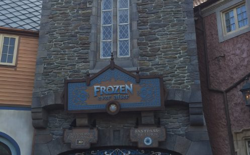 'Frozen Ever After' among others, added to Epcot Extra Magic Hours