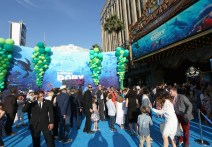 HOLLYWOOD, CA - JUNE 08: A view of the atmosphere at The World Premiere of Disney-Pixar's FINDING DORY on Wednesday, June 8, 2016 in Hollywood, California. (Photo by Jesse Grant/Getty Images for Disney )