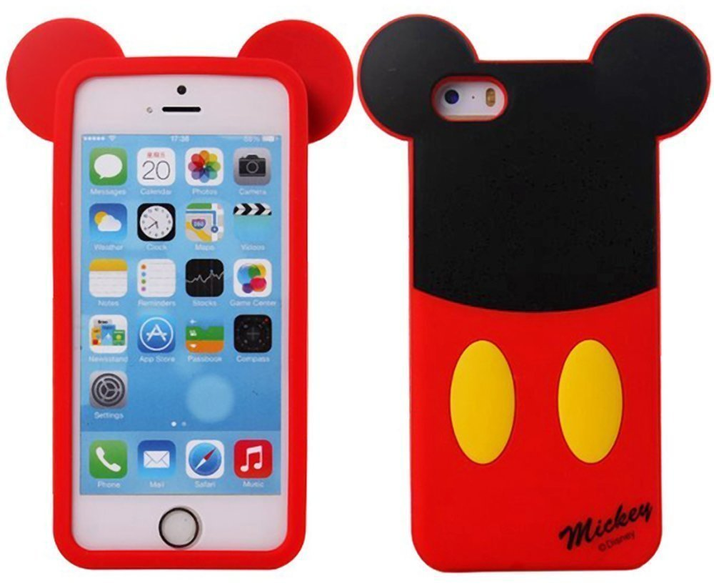 Dress Up Your Phone With a Mickey Ears Phone Cover