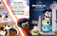 Star Wars and Monsters Inc Collections for Tsum Tsum Tuesday