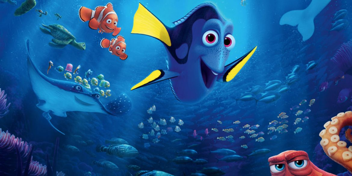 See a back to back screening of Finding Nemo & Finding Dory