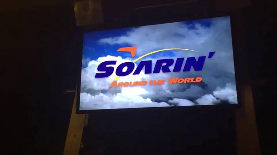 Patrick Warburton is Still the Chief Flight Attendant at Soarin' Around the World