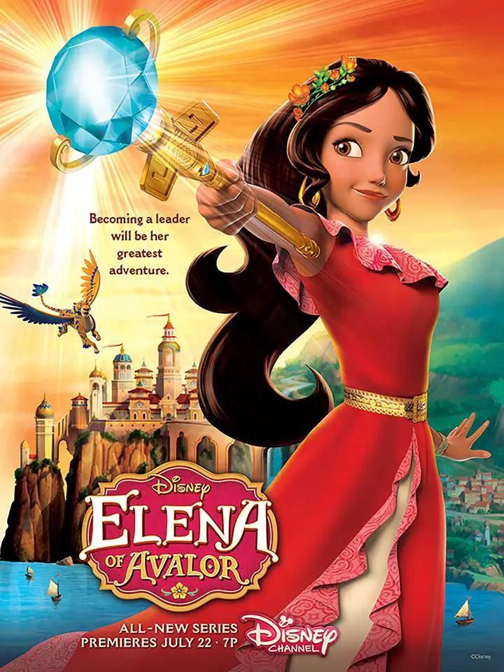 Elena of Avalor soundtrack releases tomorrow!