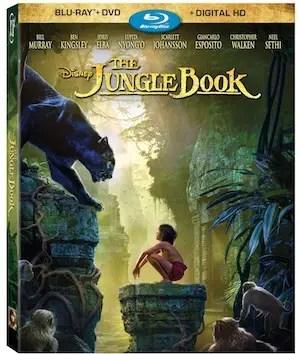 The Jungle Book Blu-Ray Release Date Announced