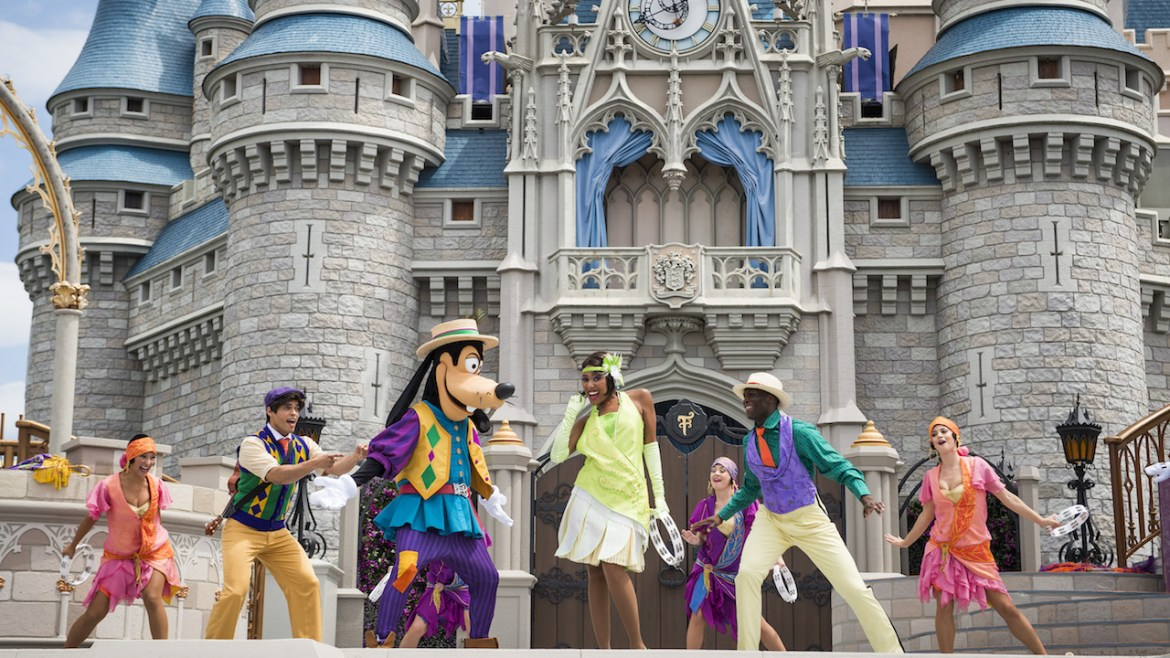 """Watch a Live Stream of """"Mickey's Royal Friendship Faire"""" on July 11th"""