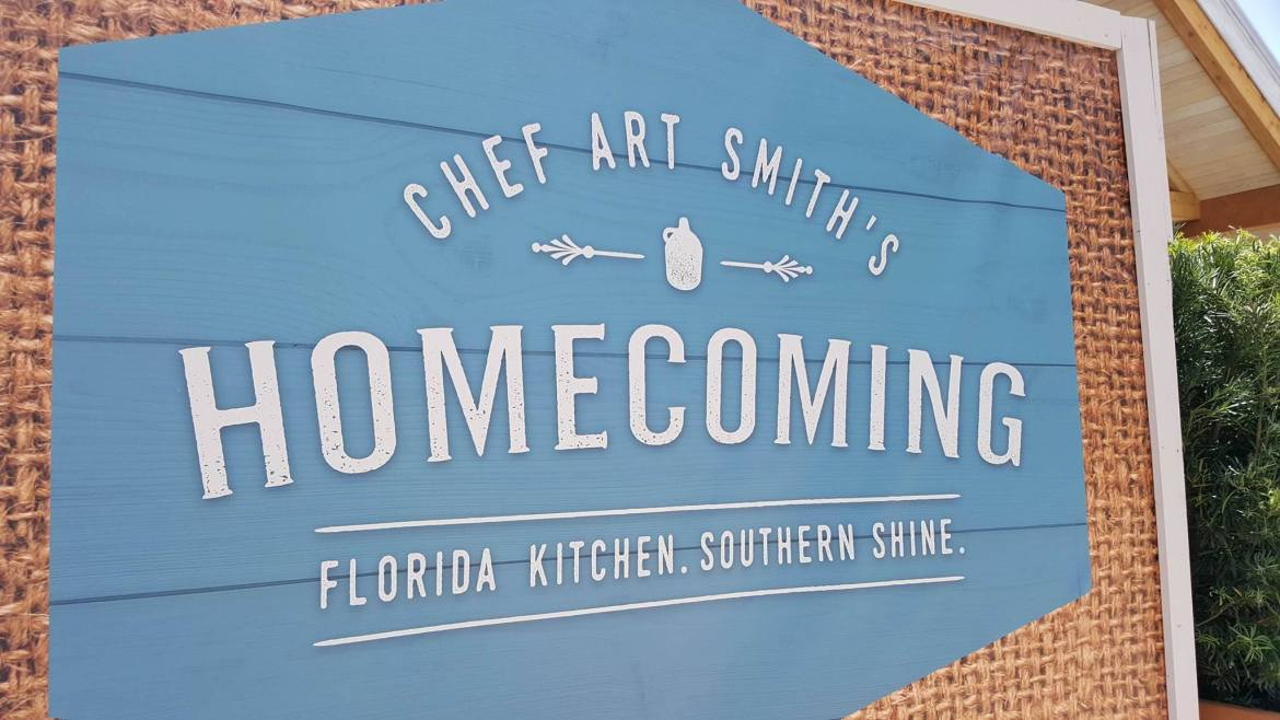 Take a Sneak Peek inside the New Homecoming Restaurant Opening Soon at Disney Springs