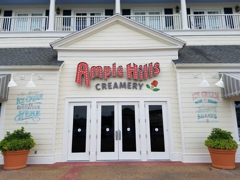 Review: Ample Hills Creamery Ice Cream at Disney's Boardwalk