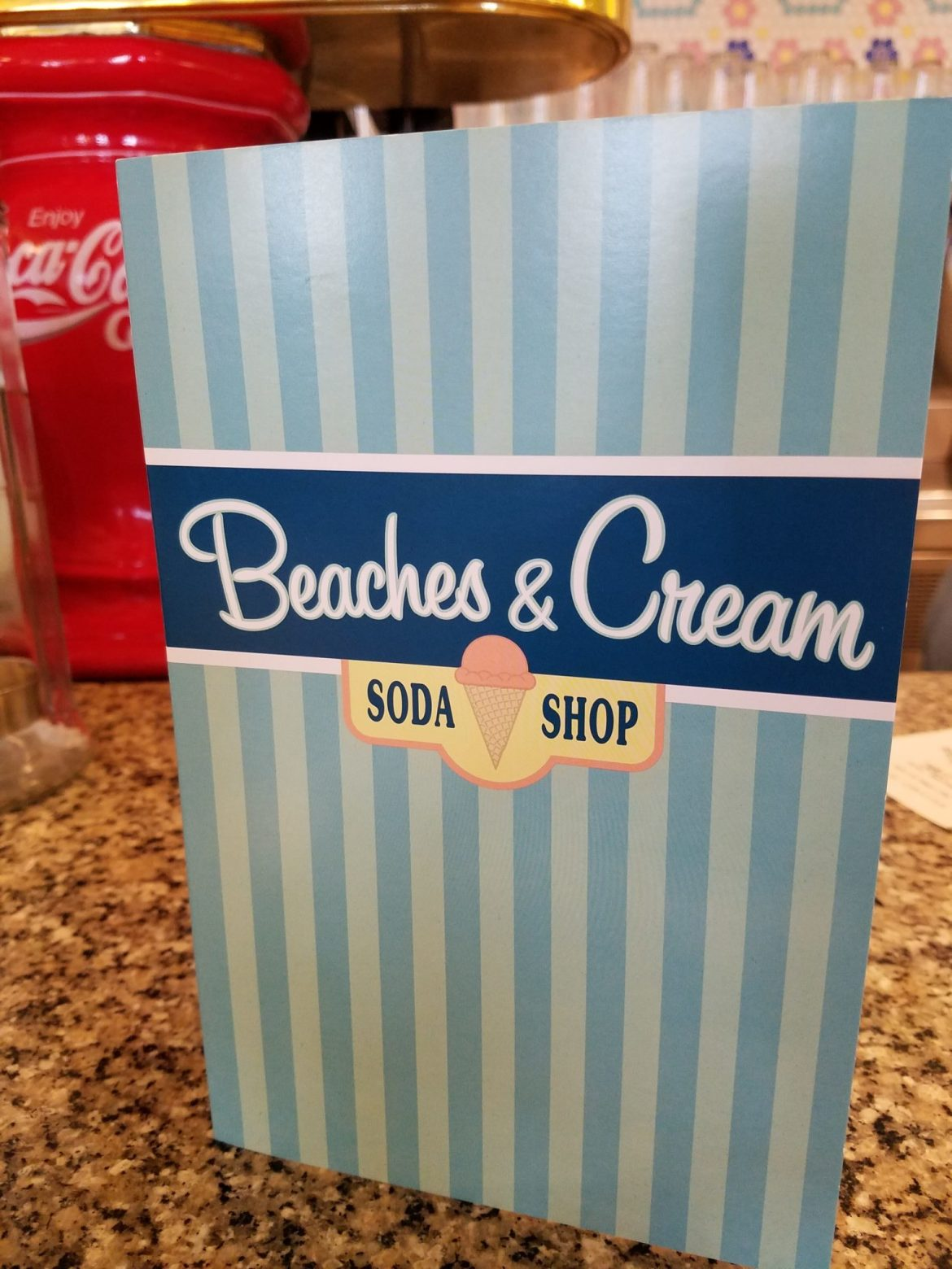 Fall Flavors at the Beaches and Cream Soda Shop