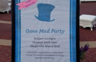 Journey to Wonderland at Grand Floridian's Gone Mad Party