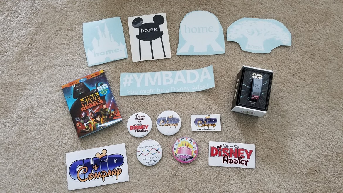 Chip and Co Prize Pack Giveaway