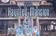 Disney Parks Presents: The Haunted Mansion Book on Sale Now