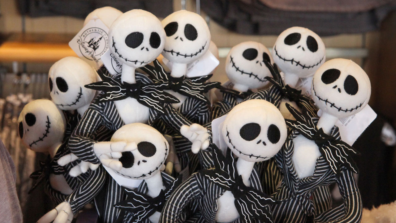Spooktacular New The Nightmare Before Christmas Merchandise at ...