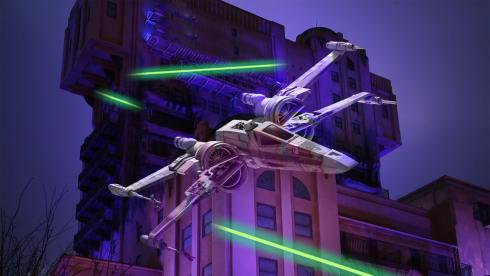 Season of the Force Arrives at Disneyland Paris in Early 2017