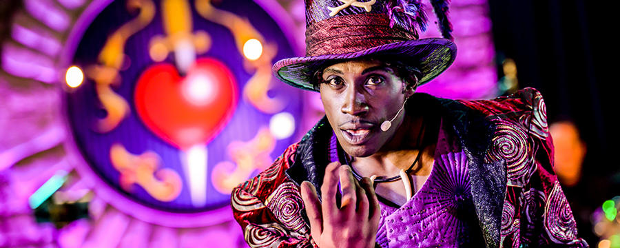 Club Villain Discount Available for Tables in Wonderland Members