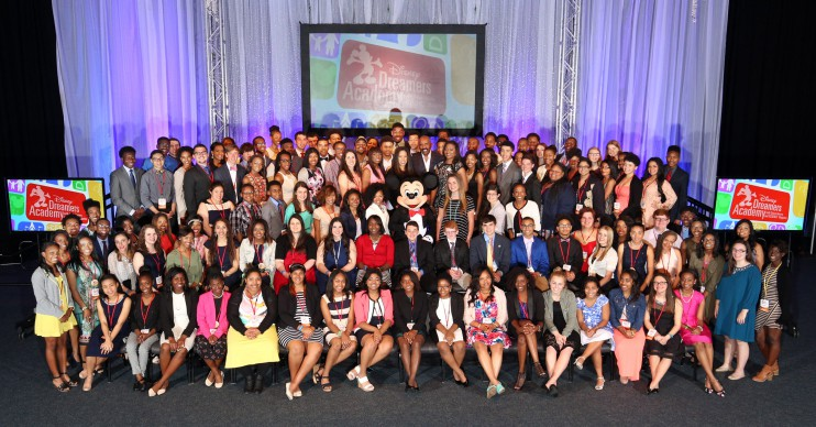 Time is running out for high school students nationwide to be a part of the 2017 Disney Dreamers Academy