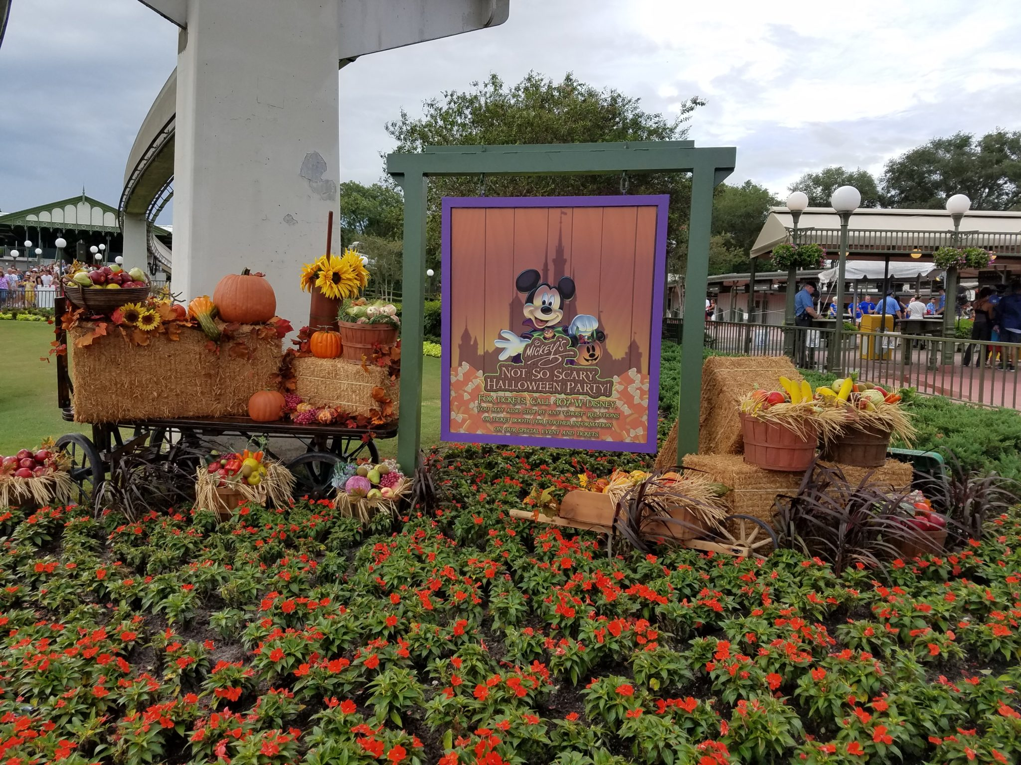 Mickey\'s Not So Scary Halloween Party Review From Opening Night