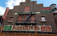 New Signs and Construction Update For PizzeRizzo in Hollywood Studios