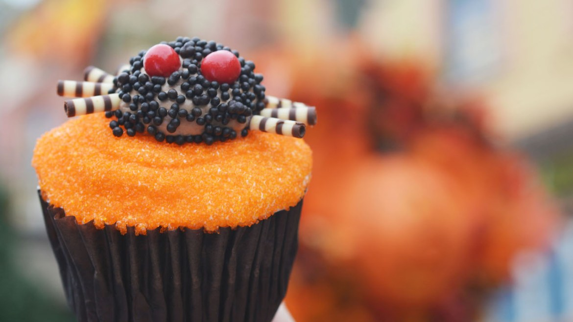 Specialty Treats Available During Mickey's Not-So-Scary Halloween Party
