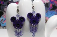 Frightfully Beautiful Haunted Mansion Inspired Earrings