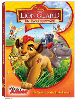The Lion Guard – Unleash the Power on Disney DVD September 20th