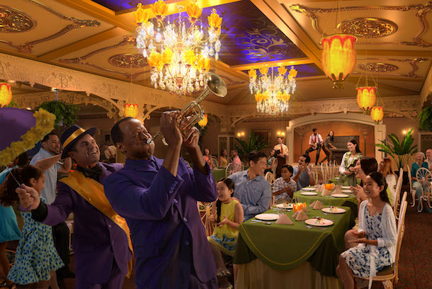 Tiana's Place and Other Magical Enhancements Coming To Disney Wonder this Fall